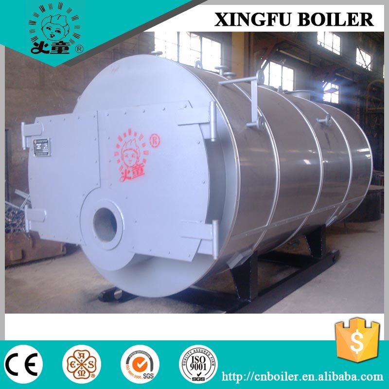 Hot Sell! ! ! Nature Circulation Exhaust Gas Boiler