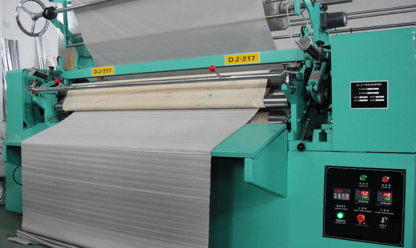 Automatic Accordion Cloth Textile Fabric Finishing Pleat Machinery