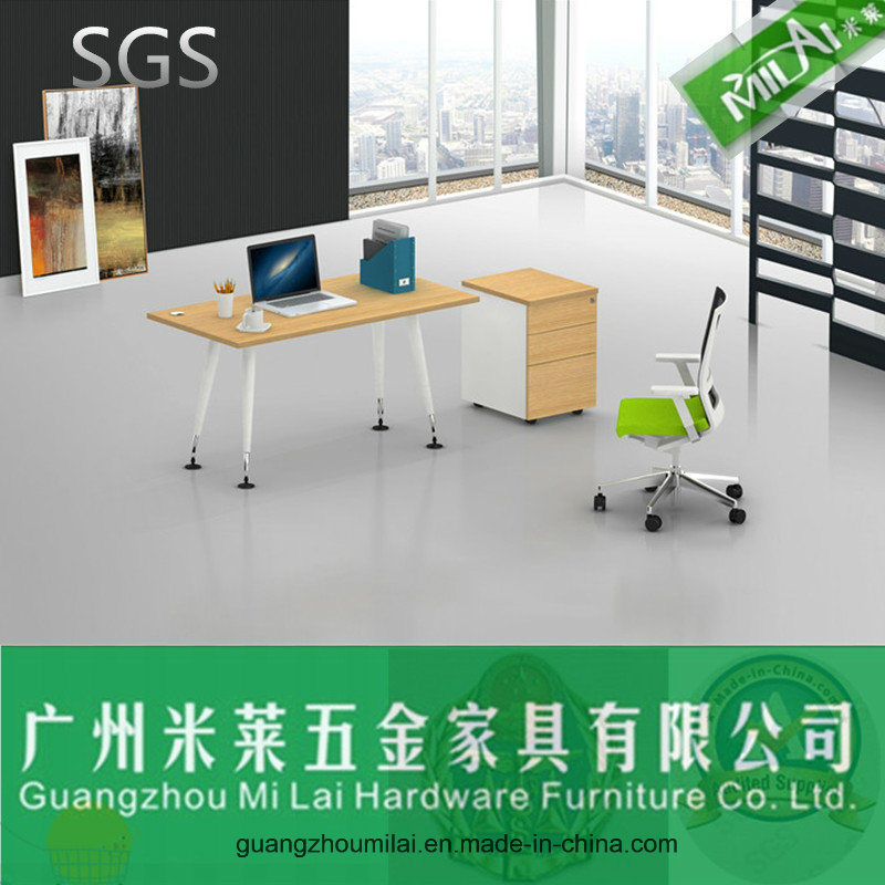 Modern Office Furniture, Office Executive Desk with Cabinet