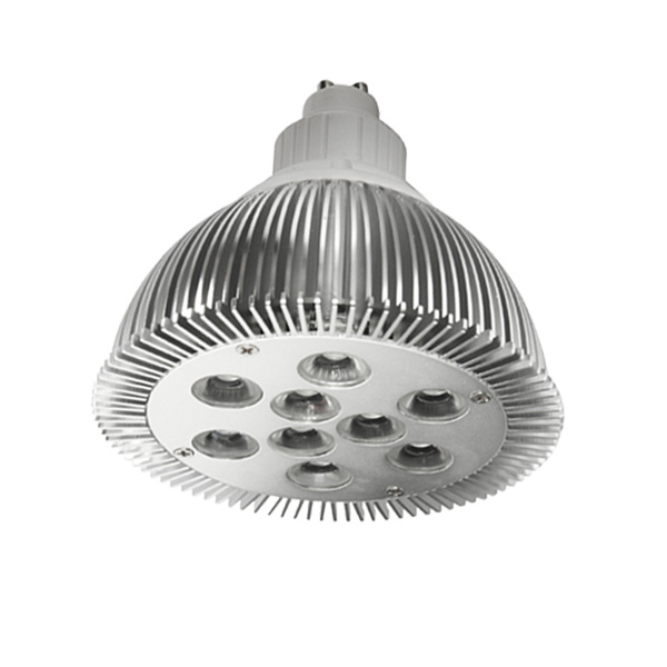 High Quality PAR Light with GU10 Lamp Base