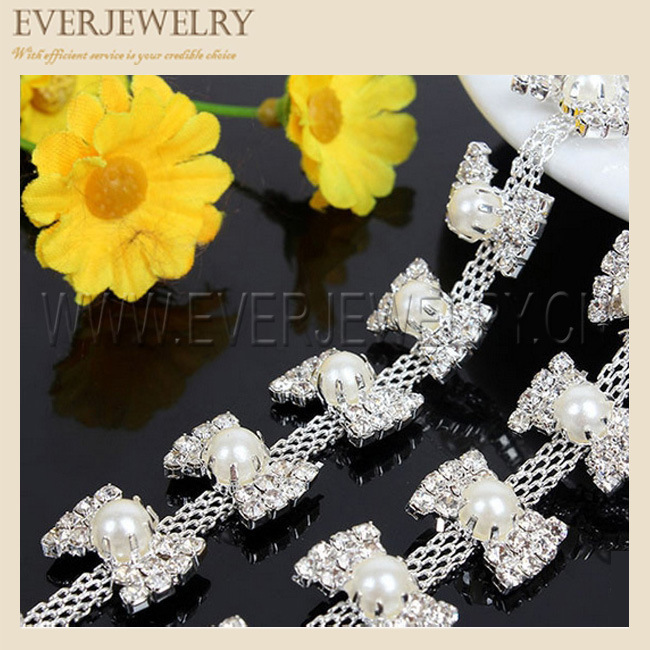 Hot Selling! Rhinestone Cup Chain