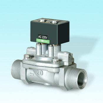 Aluminium Body Solenoid Valve for Fuel Dispenser (CF8-E)