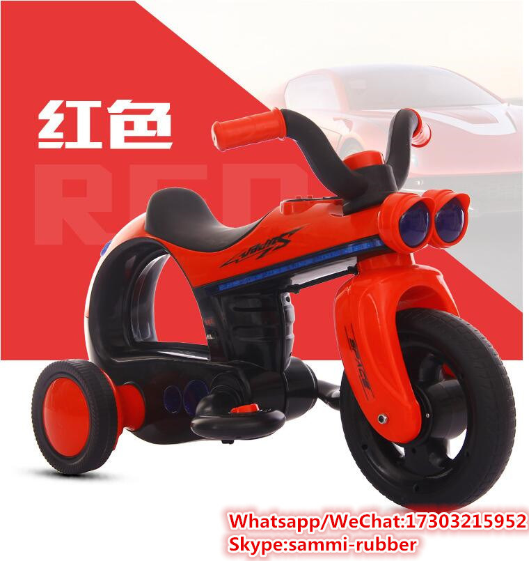 Electric Motorcycle for Kids with Music and Light