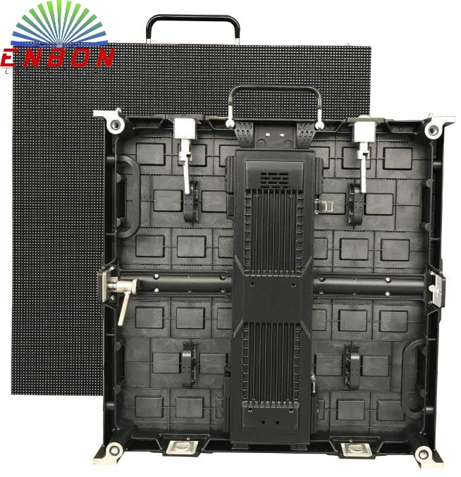 Factory Price P4, P5, P6, P6.25 Kinglight LED Screen Panel / LED Module Display for Both Indoor and Outdoor Events (500*500mm promotion)
