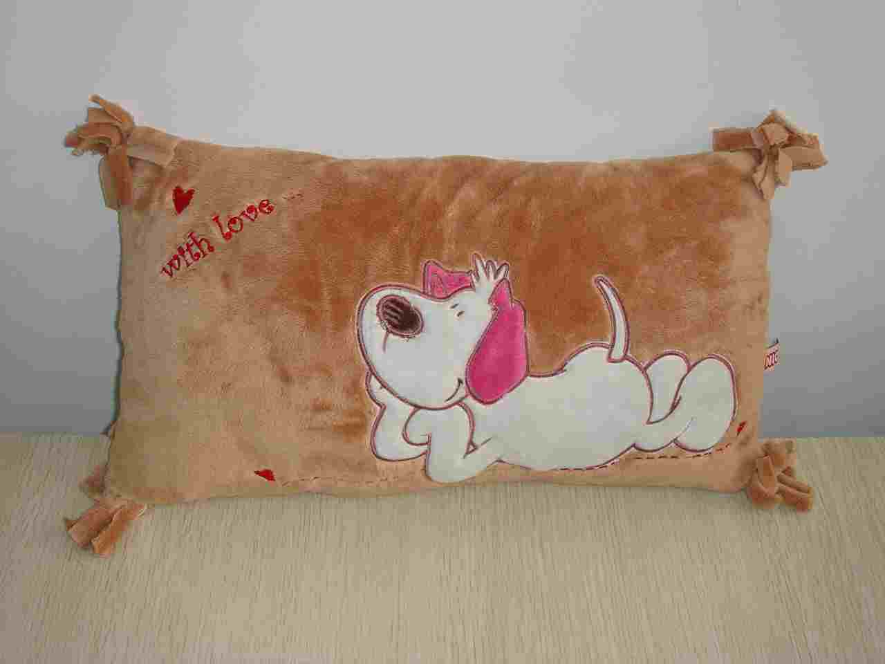 Cute Pillow Crafts : China Cute Dog Pillow - China Pillow, Crafts Pillow