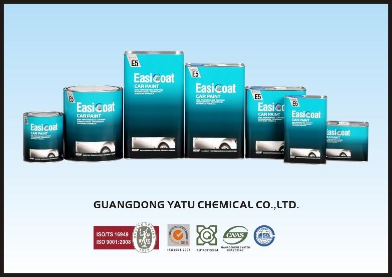 Easicoat E5 1k Basecoat Auto Paint