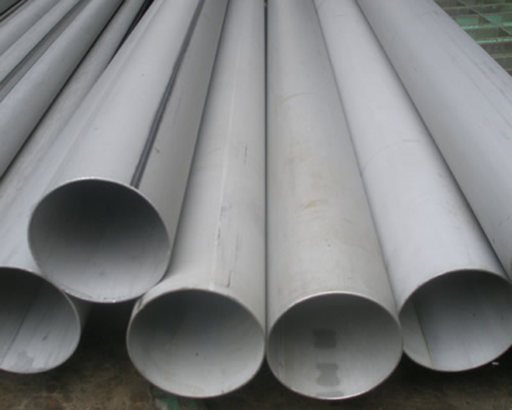 China large diameter welded stainless steel tube