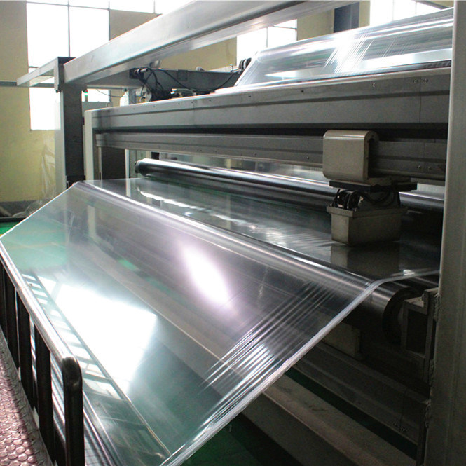 Coextruding Layer Casting Film PP Film
