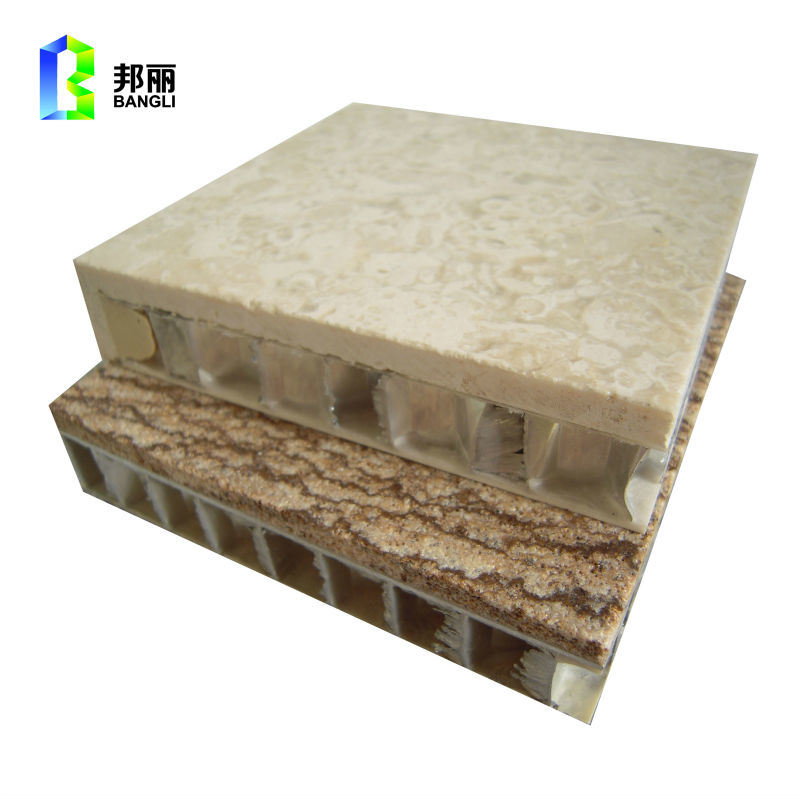 Decorative Stone Coated Metal Villa Roof Tile Cladding Facade