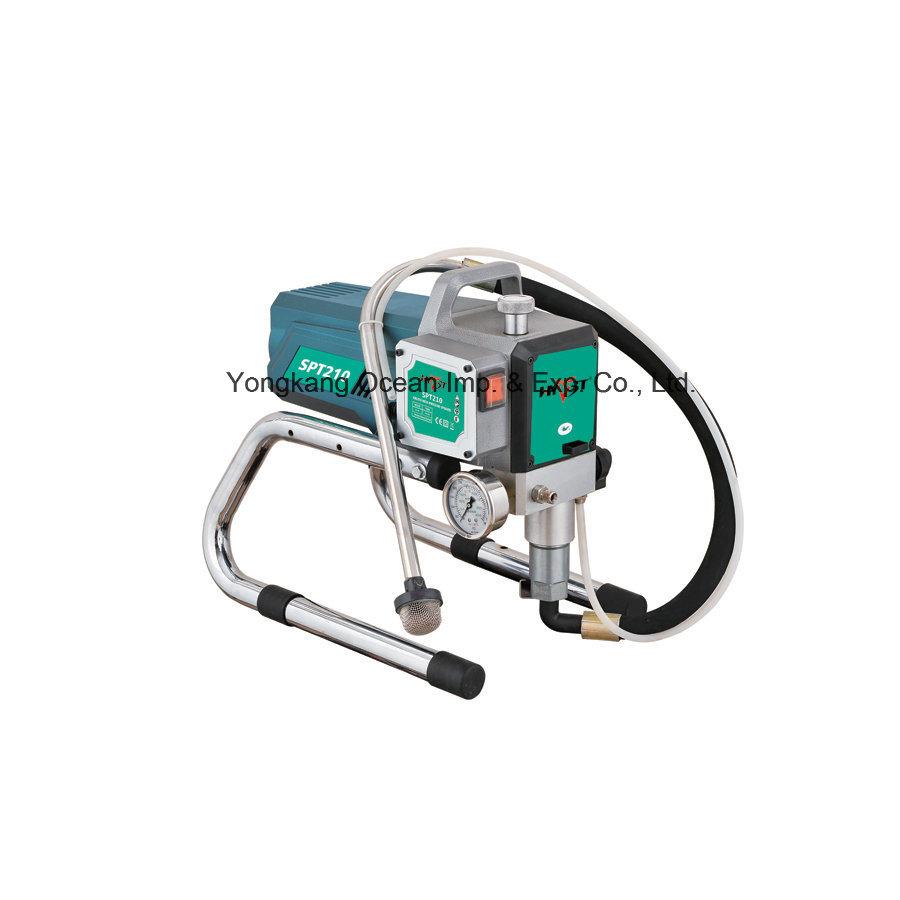 Hyvst Piston Pump Airless Paint Sprayer Spt210