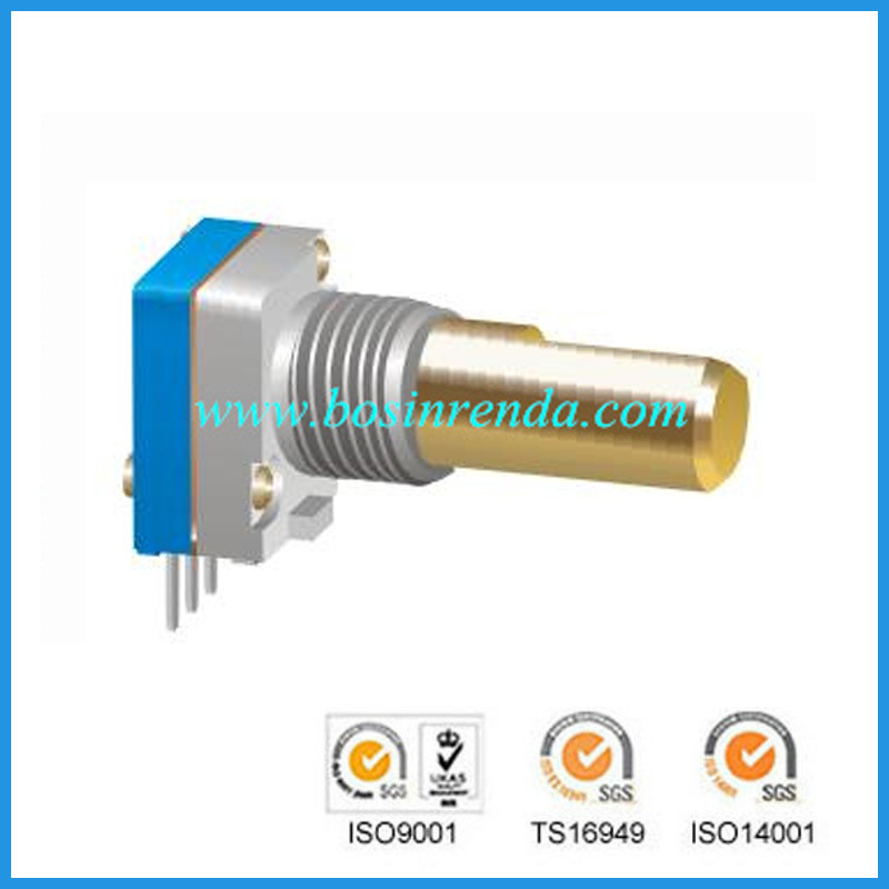 8mm Incremental Encoder Without Switch for Audio Equipment