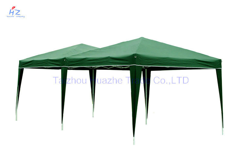 10ft X 20ft (3X6m) Folding Gazebo Camping Tent Canopy Pop up Gazebo Easy up Tent