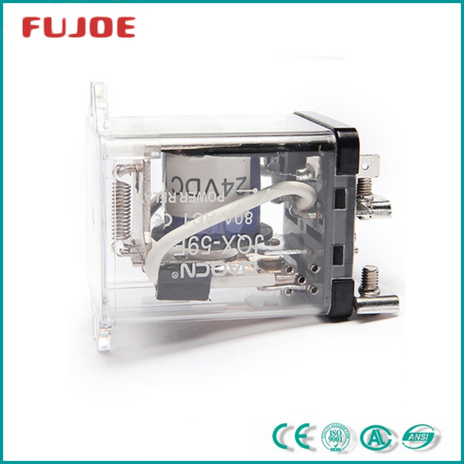 Jqx-59f Industrial Automatic Voltage Regulator Power Relay
