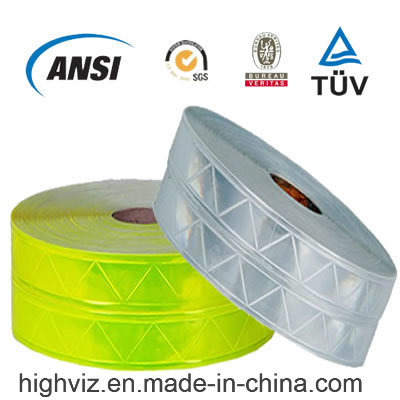 Certificated High Gloss PVC Reflective Tape