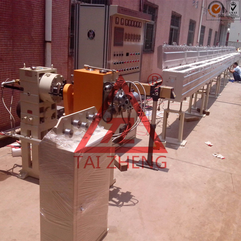 Silicone Cable Making Extrusion Line