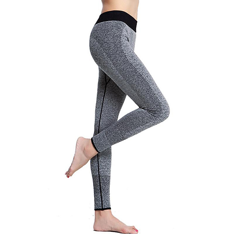 2017 Latest Style Sexy Women Yoga Pants Sports Leggings Fitness