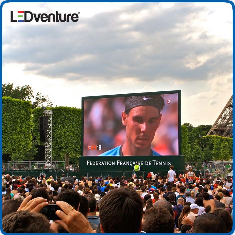 Outdoor Full Color Large LED Screen Rental