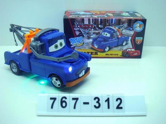 Cars Movie Toys : Battery accessories for cars and industrial use