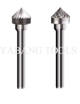 Oval Shape Carbide Burrs (Type E)