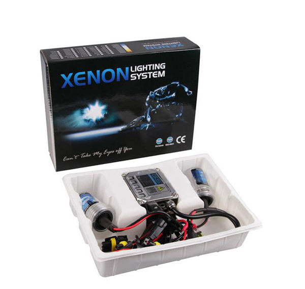 12V/24V Replacement Light Lamp Ballast HID Xenon Kit 35W/55W/75W/100W for Auto