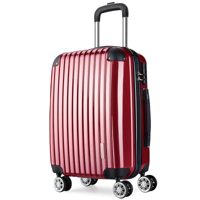 PC+ABS Luggage Customizable Logo Travel Bag ABS Hard Sell Suitcase