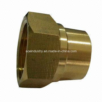 Brass CNC Machined Parts From China Hardware Manufacturer (ACE-292)
