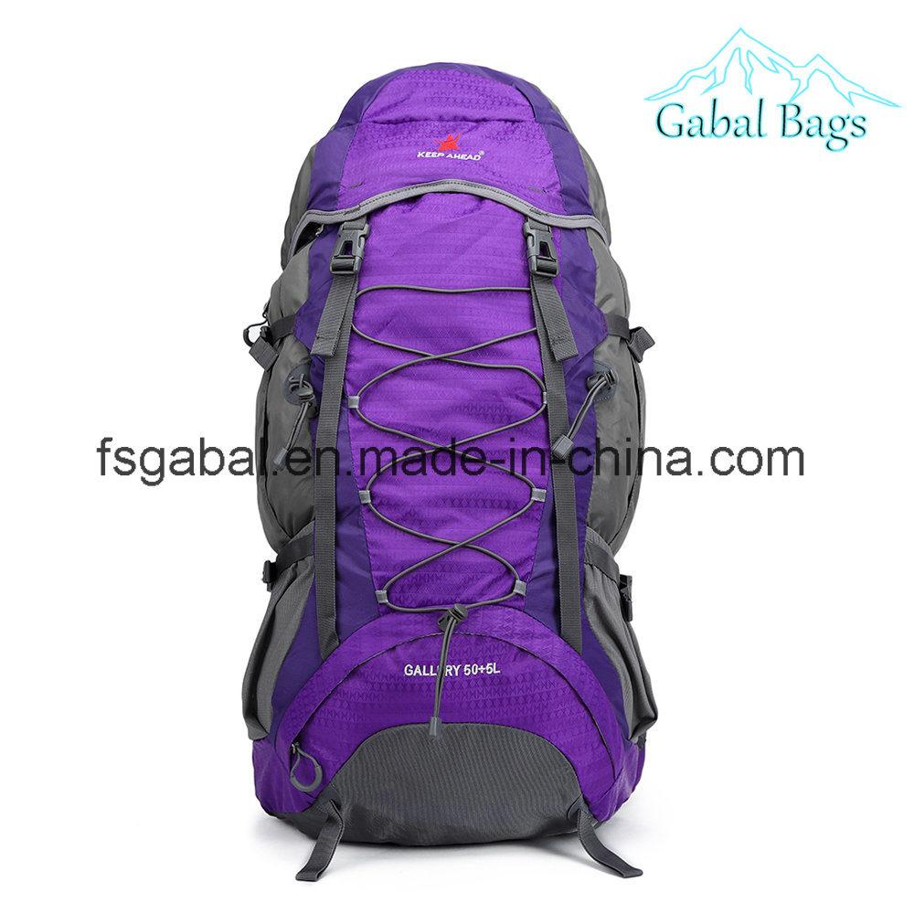 Outdoor Travel Hiking Mochila Backpack Camping Luggage Trekking Bag