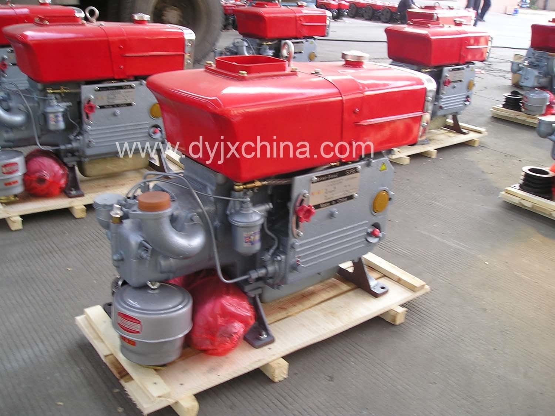 China Engine, Diesel Power, Single Cylinder Diesel Engine & Low Pirce Engine (S195)