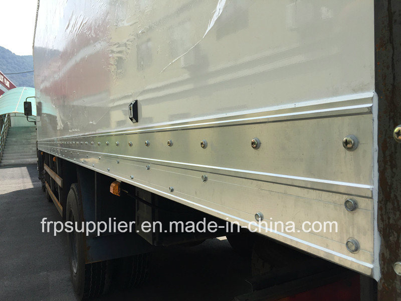 Aluminum Truck Body Refrigerated Truck Body Box Truck Body/Freezer