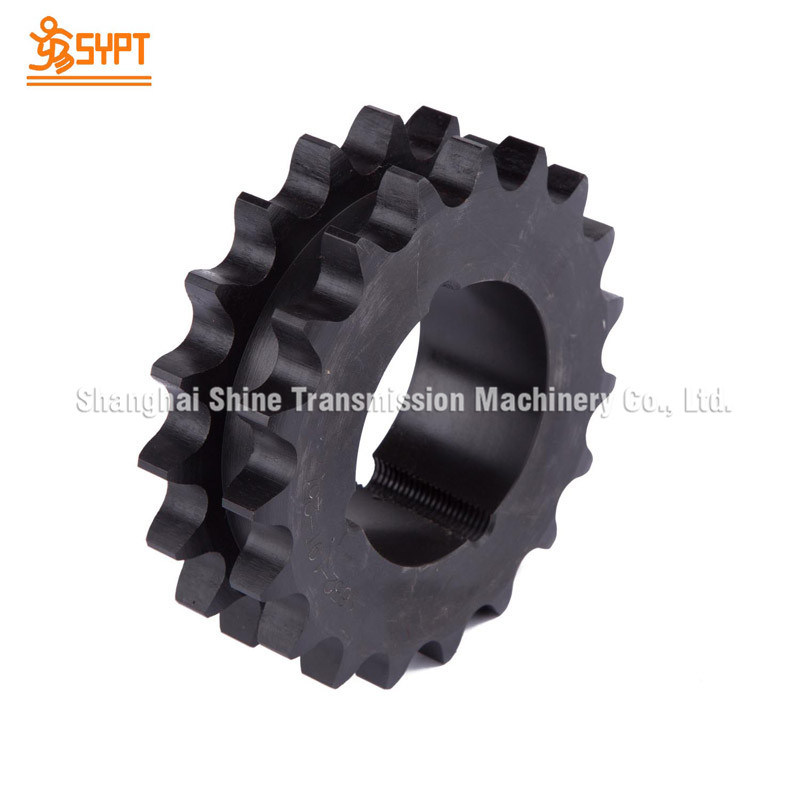 Steel Sprocket with Taper Bushing Bore & Pilot Bore