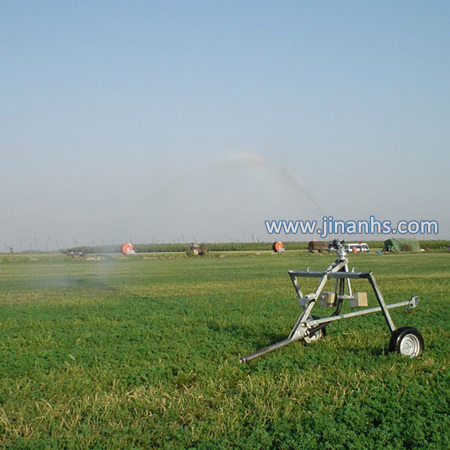 High Efficient Farm Irrigation Systems