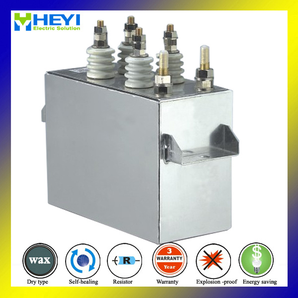 2400Hz Capacitor Medium Frequency Cool Water Reduce Heat
