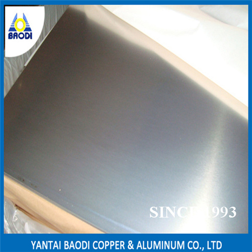 Aluminum Sheet (3000series) Mn Alloy, Antirust, Plasticity, Corrosion Resistant, Good Welding Performance, Weldability, 3003 Aluminum Sheet