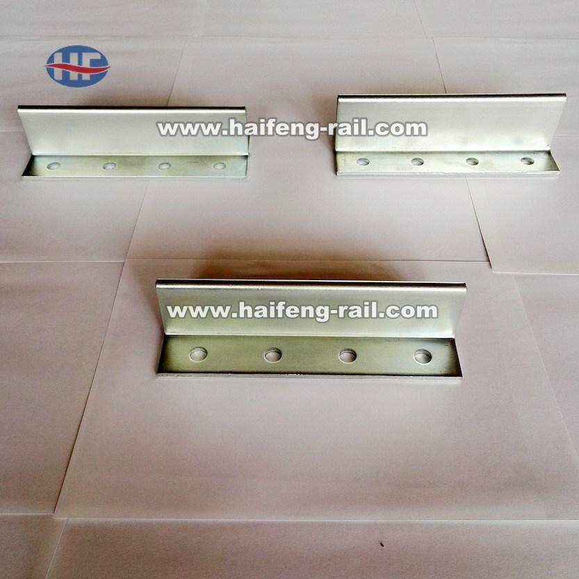 Good Quality Rail Fishplate for Passenger Elevator Guide Rail