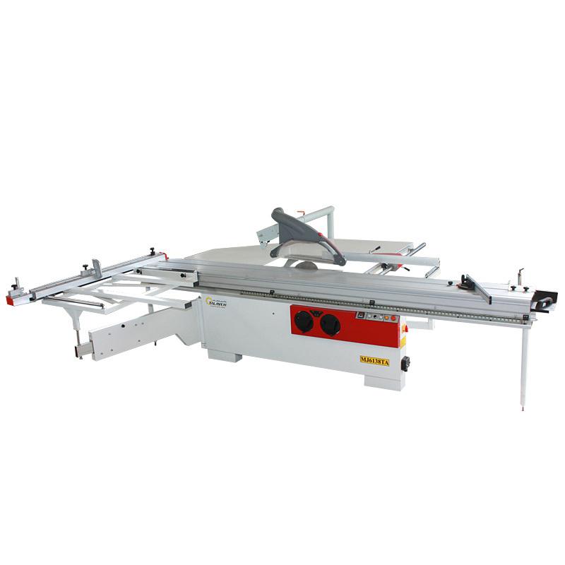 Horizontal Sliding Table Saw Mj6138ta1