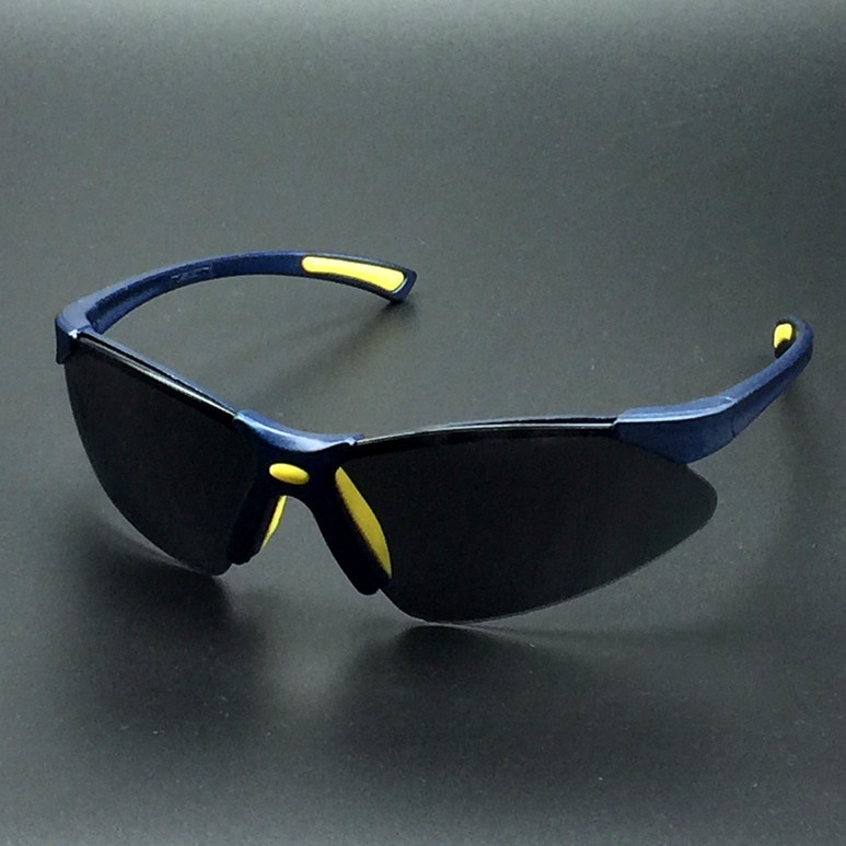 ANSI Z87.1 Lightweight PC Lens Sporty Safety Glasses (SG125)