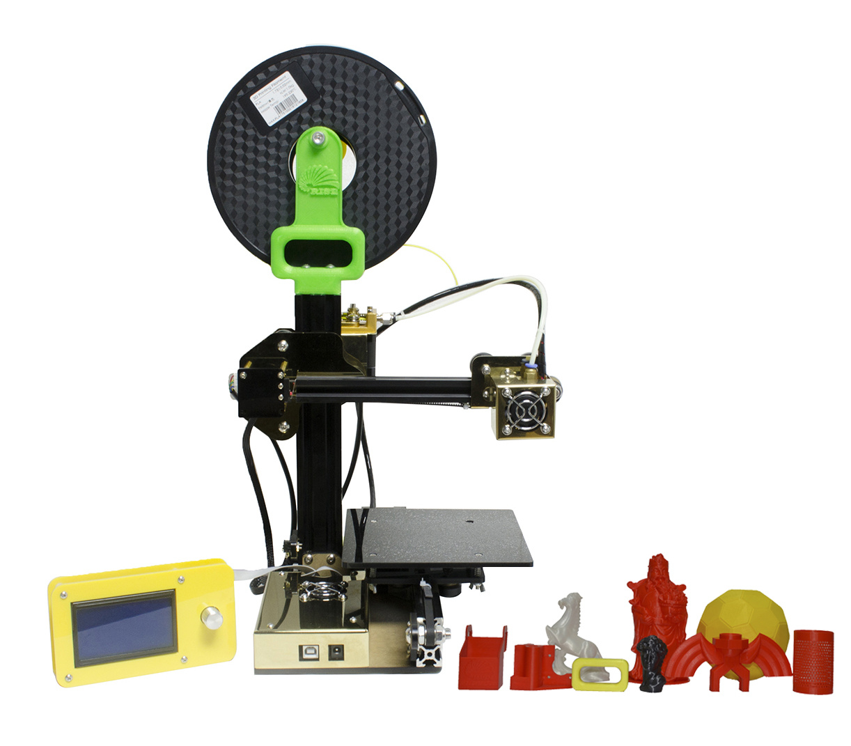 High Performance Rapid Prototype Fdm Digital DIY 3D Printer Machine