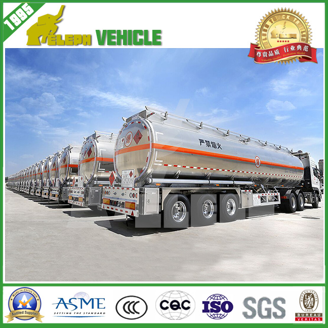 Stainless Steel Oil Tanker for Sale