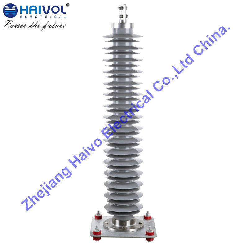 Polymeric Housed Metal-Oxide Surge Arrester