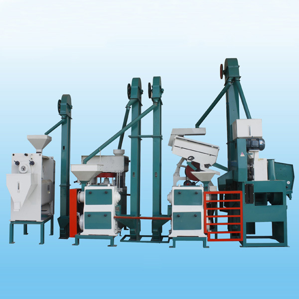 CTNM20 Series of Rice Milling Equipments