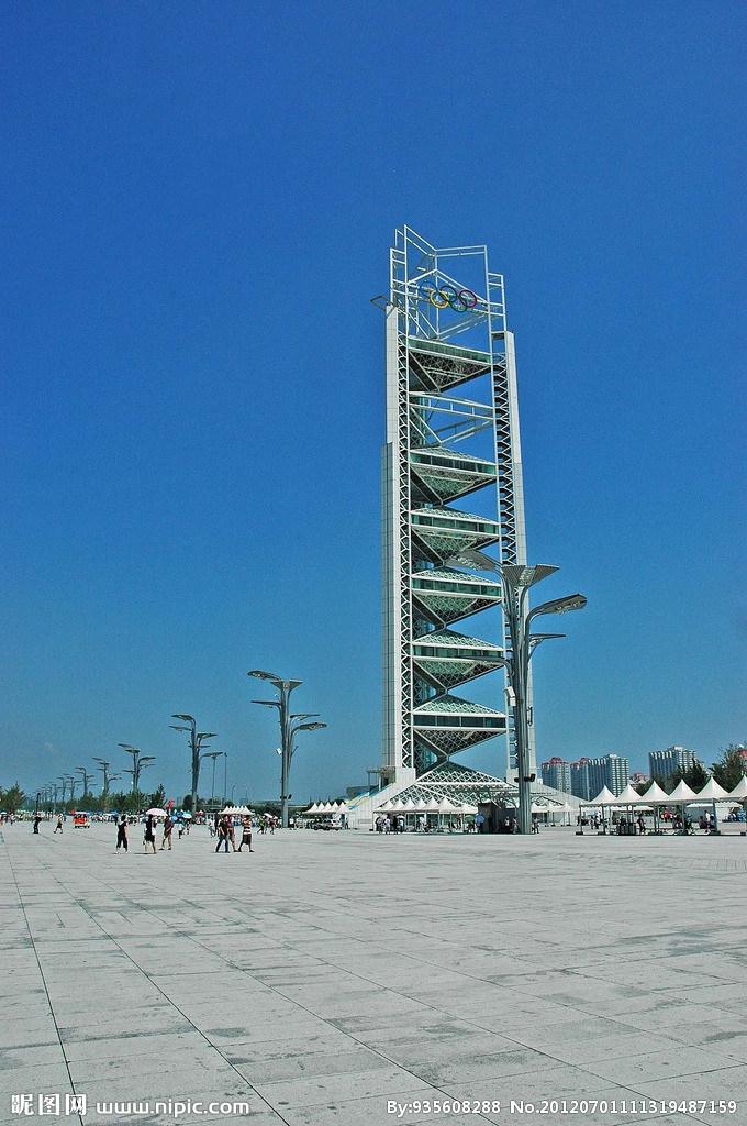Premium Quality Steel Landscape Tower