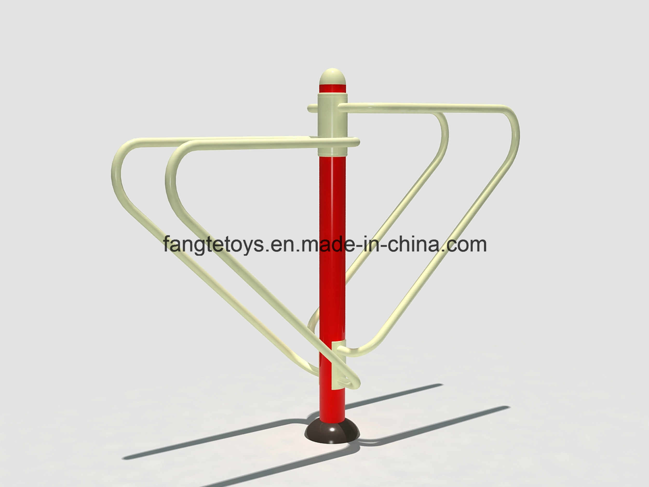High Quality Outdoor Fitness Equipment Parallel Bars Outdoor Body Building Equipment FT-Of313