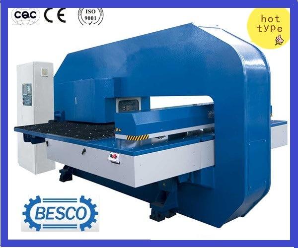 8/10/12/24/30/32 Working Station CNC Turret Punch Press/CNC Punching Machine