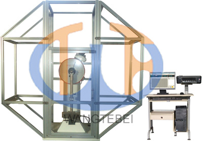500j Impact Testing Machine/Charpy Impact Test Equipment