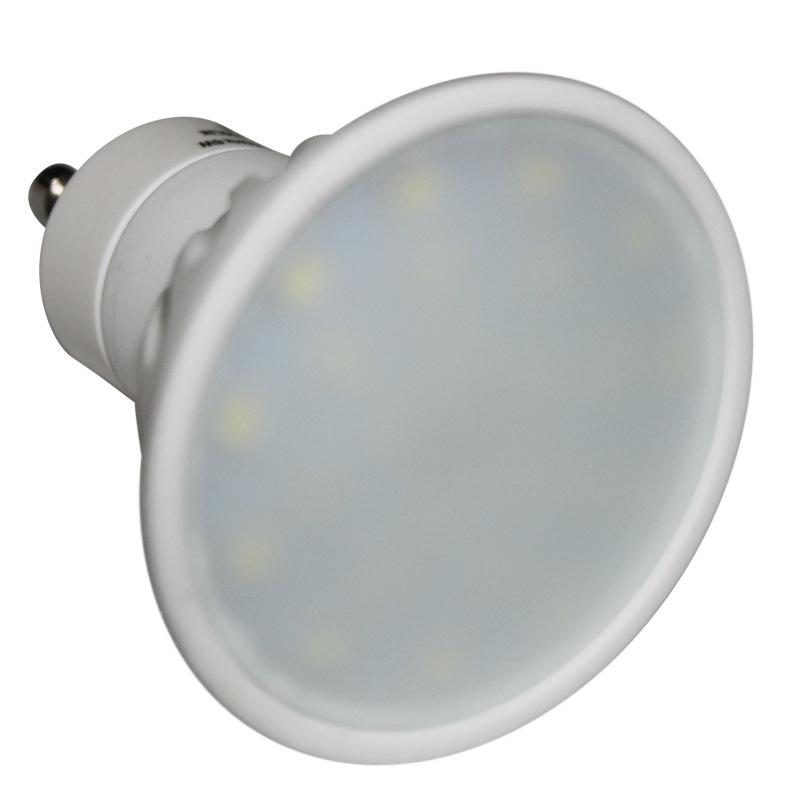 New 220V Dimmable 2835 SMD GU10 LED Spotlight Bulb