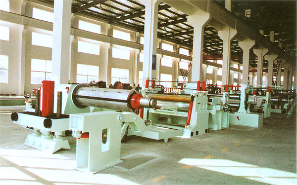 High Precise Slitting Line