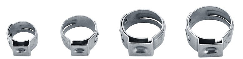 Stainless Steel 304 Hose Clamp