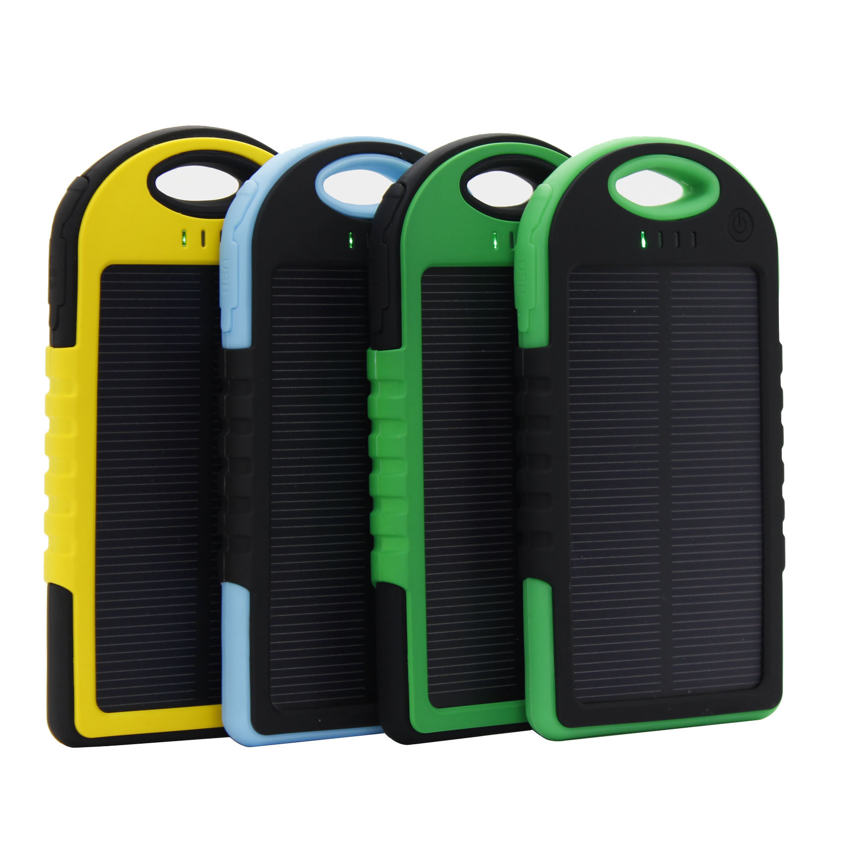 Portable Power Bank Solar Charger for iPhone 6