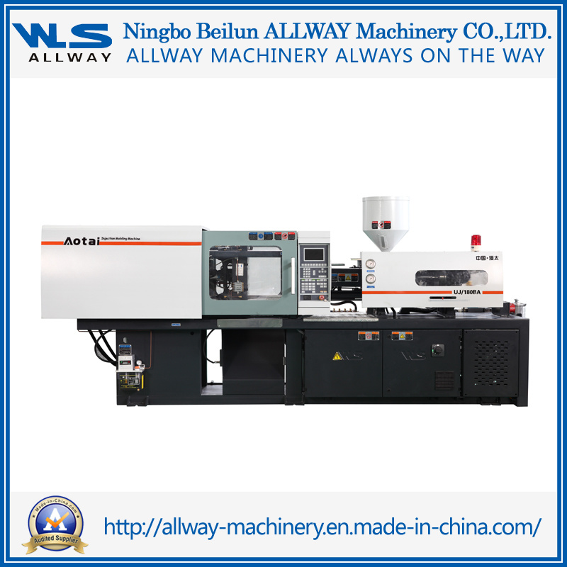 120ton High Efficiency Energy Saving Injection Molding Machine (AL-UJ/120B)