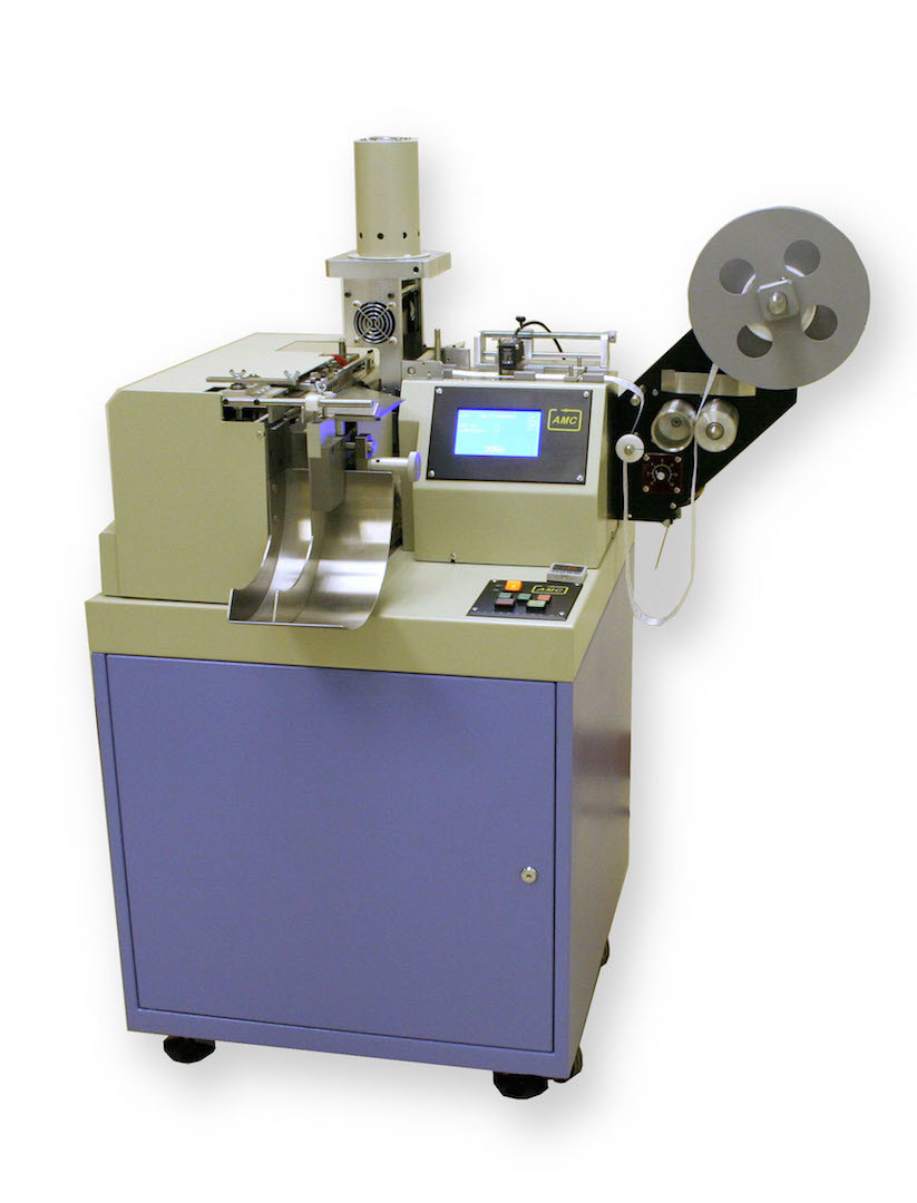 Ultrasonic Label Cutting and Folding Machine (ALF-300S)